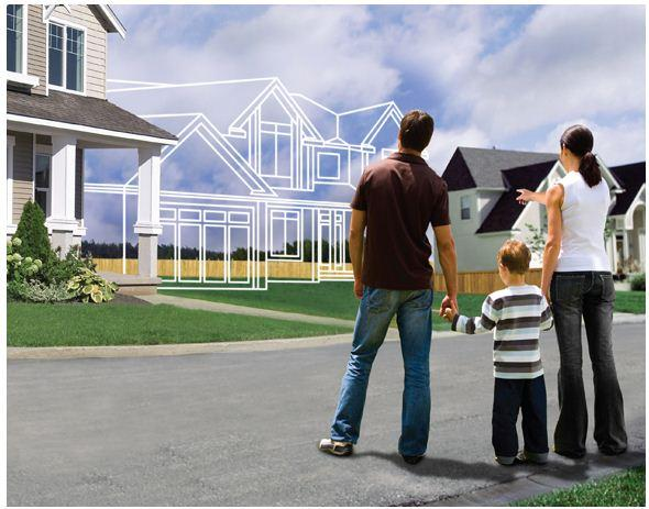 family-photo-of-new-house-being-built